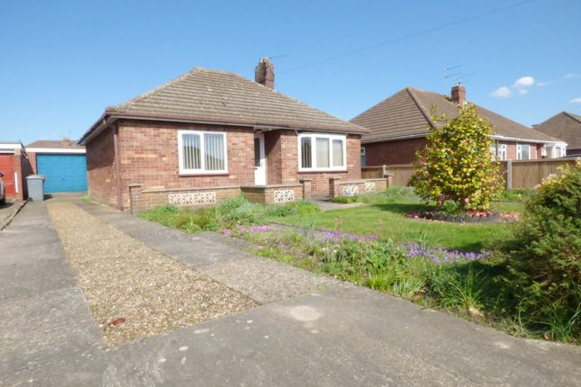 Thumbnail Bungalow for sale in Falcon Road West, Sprowston, Norwich