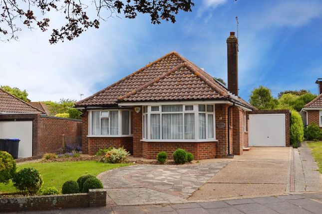 Thumbnail Detached bungalow for sale in Glynde Avenue, Goring-By-Sea, Worthing