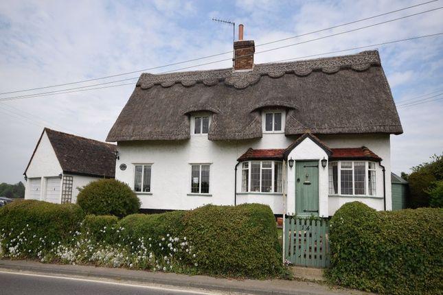 Thumbnail Detached house for sale in Hawkins Hill, Little Sampford, Saffron Walden