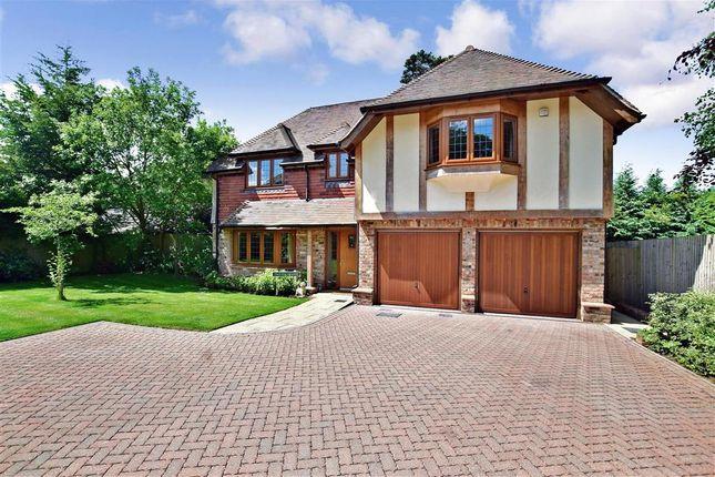 Thumbnail Detached house for sale in Twitten Lane, Felbridge, Surrey