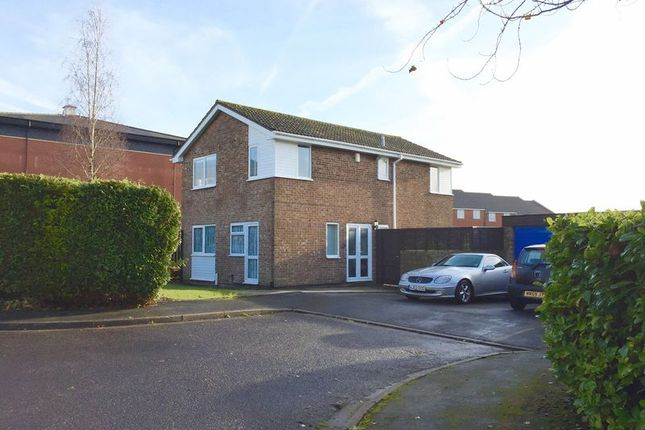 Thumbnail Detached house for sale in Lodgeside Gardens, Kingswood, Bristol