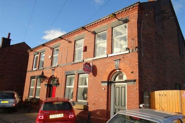 Thumbnail Detached house for sale in Leigh Road, Hindley Green, Lancashire