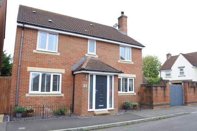 Thumbnail Detached house for sale in Fern Brook Lane, Gillingham