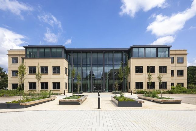 Thumbnail Office to let in Farnborough Business Centre, Eelmoor Road, Farnborough