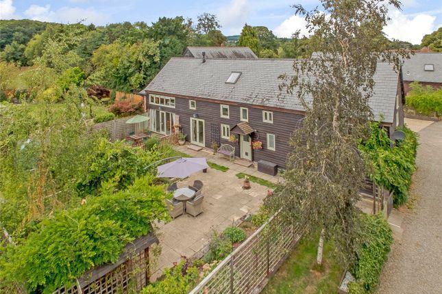 Thumbnail Detached house for sale in Ashford Bowdler, Ludlow, Shropshire