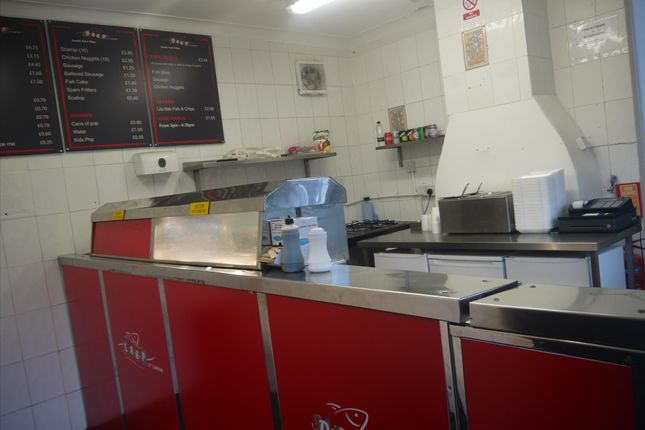 Restaurant/cafe for sale in Fish & Chips LS28, Pudsey, West Yorkshire