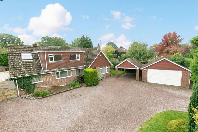Thumbnail Detached house for sale in Rowplatt Lane, Felbridge, Surrey