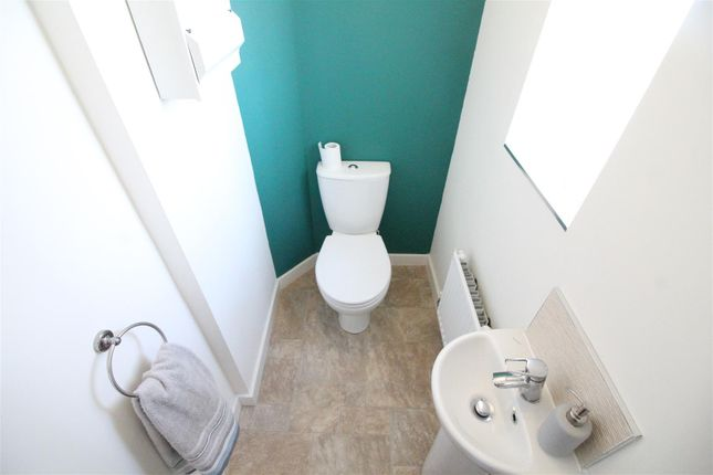 Downstairs WC of Coppice View, Hull HU3