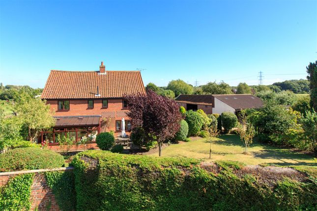 Thumbnail Detached house for sale in Barford, Norwich