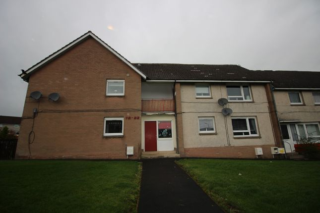 Thumbnail Flat for sale in Patrickholm Avenue, Larkhall, Lanarkshire