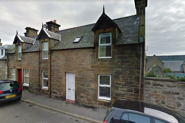 Thumbnail End terrace house to rent in Grant Street, Burghead, Elgin
