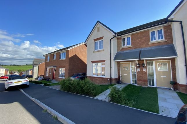 Thumbnail Semi-detached house for sale in Highfields, Coedely -, Tonyrefail