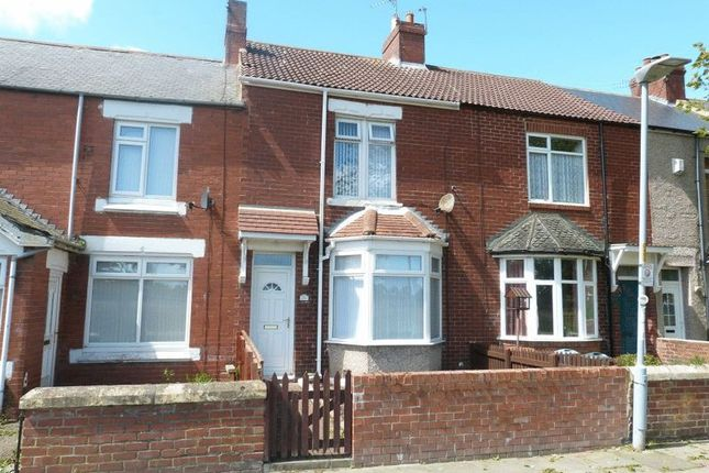 Thumbnail Terraced house to rent in Rosalind Street, Ashington, Northumberland