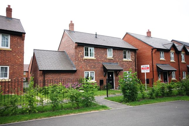Thumbnail Detached house for sale in Wheatsheaf Way, Stratford-Upon-Avon