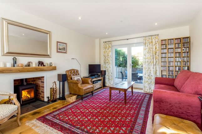 Thumbnail Detached house to rent in Gravel Lane, Barton Stacey, Winchester