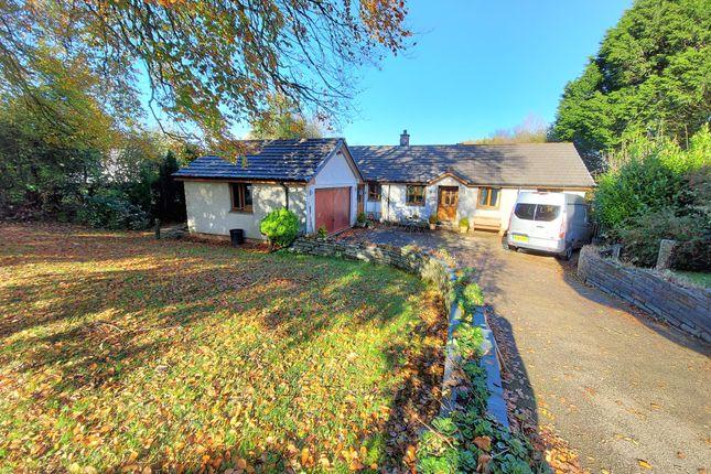 Thumbnail Detached bungalow for sale in Treburley, Launceston