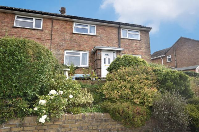 Thumbnail Semi-detached house for sale in Hod View, Stourpaine, Blandford Forum