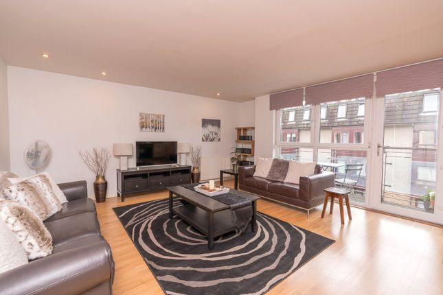Lounge of Lochrin Place, Edinburgh EH3