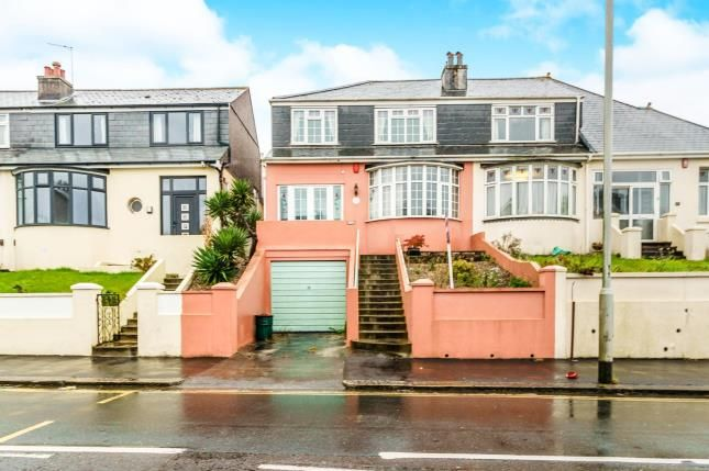 Thumbnail Semi-detached house for sale in Peverell, Plymouth, Devon