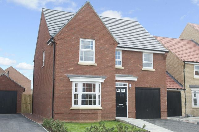 "Thumbnail Detached house for sale in ""Millford"" at Woodcock Square, Mickleover, Derby"