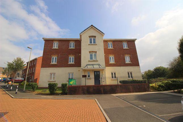 2 bed flat for sale in Longacres, Brackla, Bridgend CF31