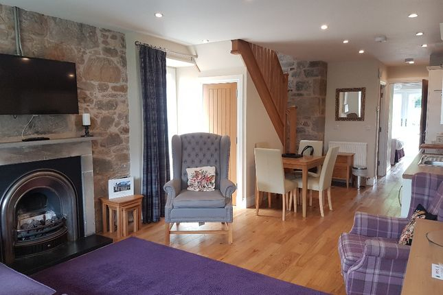 Thumbnail Cottage to rent in Manse Road, Roslin, Midlothian