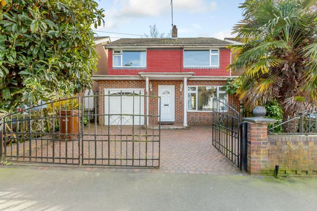 Thumbnail Detached house for sale in Oxford Road, Gillingham, Medway