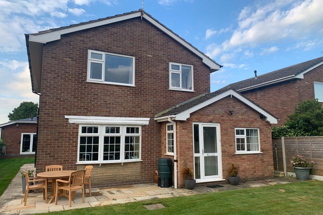 Thumbnail Detached house for sale in Bay Horse Drive, Scotforth, Lancaster