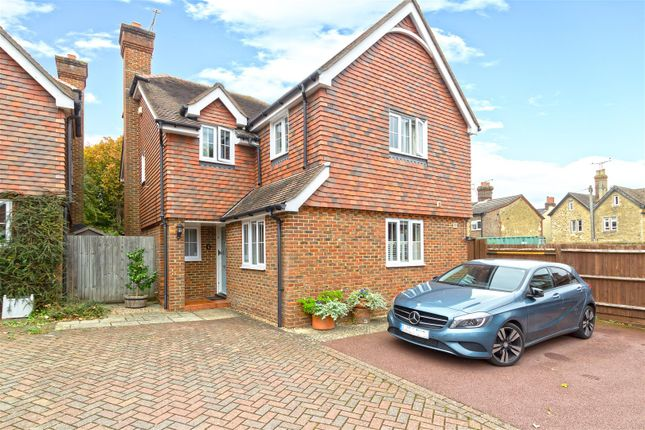 Thumbnail Detached house for sale in Squerryes Mede, Westerham