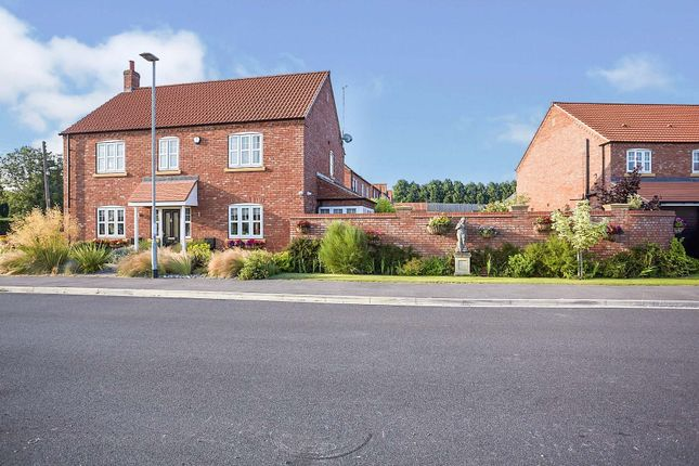 Thumbnail Detached house for sale in Galland Road, Welton, Brough