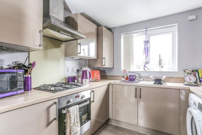 Kitchen of Lamprey Court, Chelmsley Wood, Birmingham, . B37