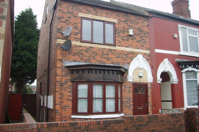 Thumbnail Flat to rent in Adwick Road, Mexborough