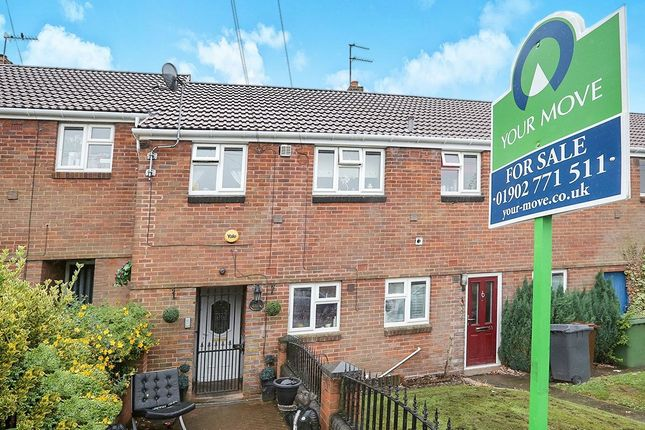 Thumbnail Flat for sale in Kinfare Drive, Tettenhall Wood, Wolverhampton