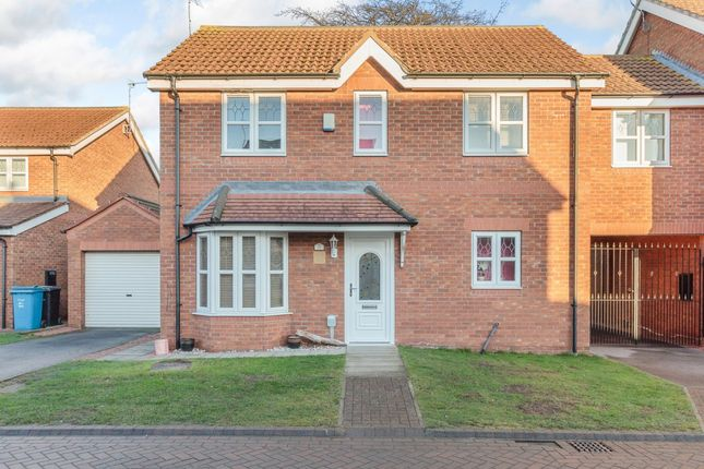 Thumbnail Link-detached house for sale in Credenhill Close, Hull, Kingston Upon Hull