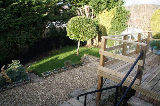 Garden of Riverside, Beaminster DT8