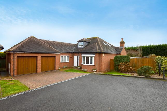 Thumbnail Detached bungalow for sale in Hathersage House, Ashberry Court, Allestree