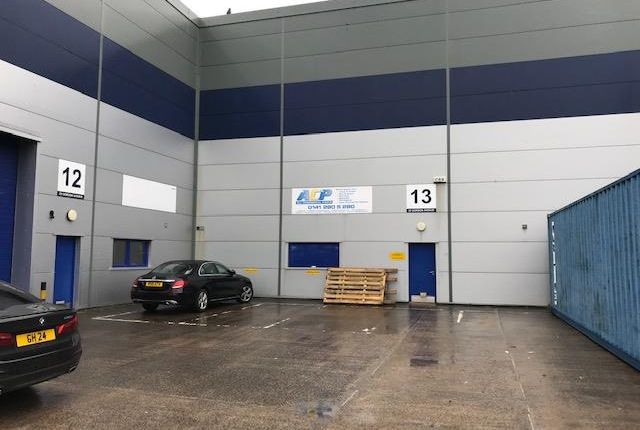 Thumbnail Light industrial to let in Unit 13, Northpoint, Hillington, Glasgow, Lanarkshire