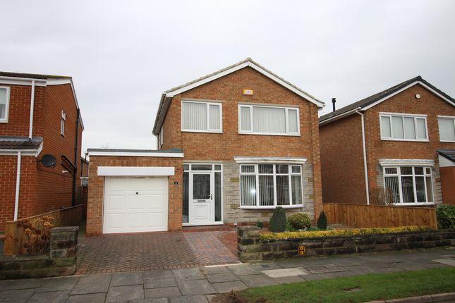 Thumbnail Detached house for sale in Aston Road, Billingham