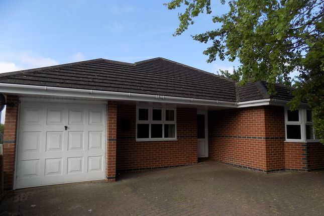 Thumbnail Detached bungalow to rent in Woodland View, Woodlands Close, Dordon, Tamworth