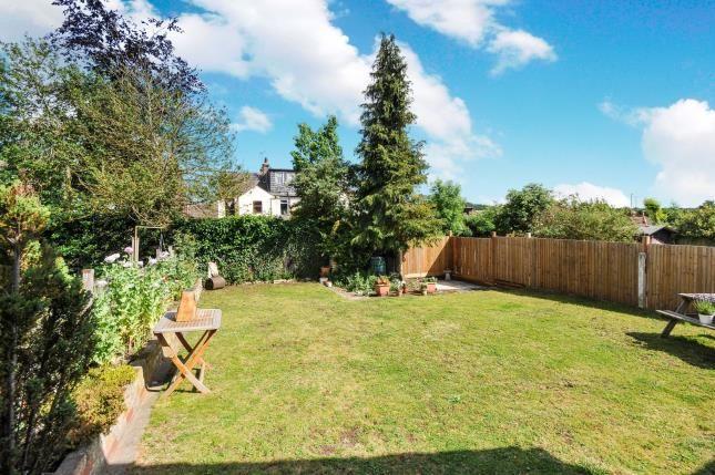 Garden of Princes Road, Hextable, Kent BR8
