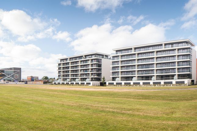 "Thumbnail Flat for sale in ""Frankel House"" at Racecourse Road, Newbury"