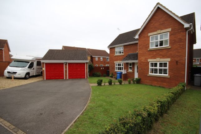 Detached house for sale in Hollands Drive, Burton Latimer