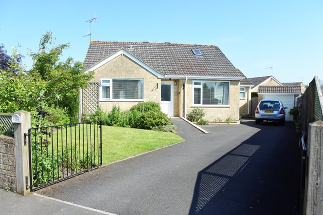 Thumbnail Detached bungalow for sale in Sylvan Close, Gillingham