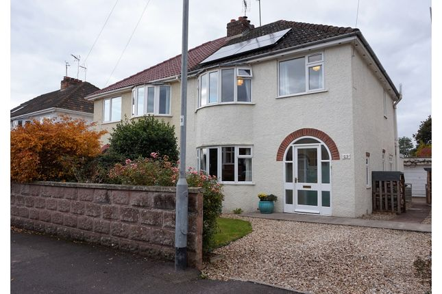 Thumbnail Semi-detached house for sale in Whitmore Road, Taunton