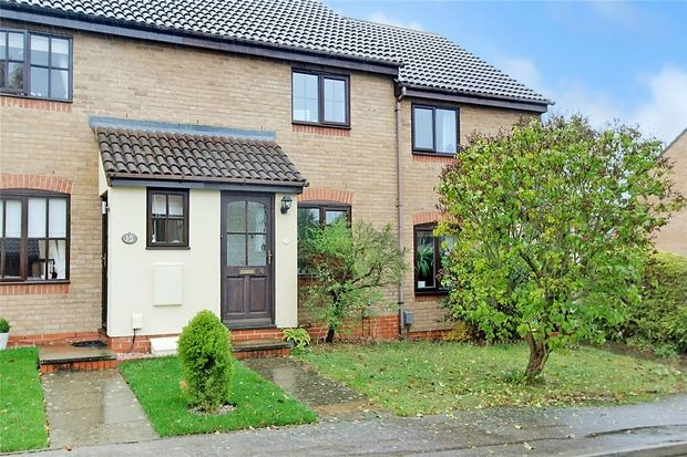 2 bed terraced house for sale in Millwright Way, Flitwick, Bedfordshire