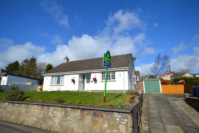 Thumbnail Bungalow for sale in Woodmill Road, Dunfermline