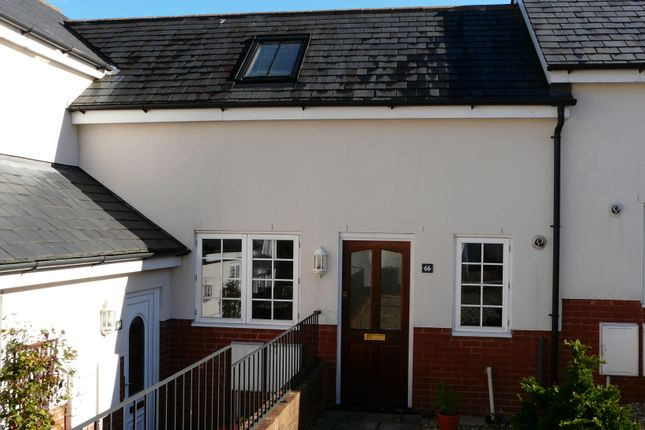 Terraced house to rent in High Street, Crediton