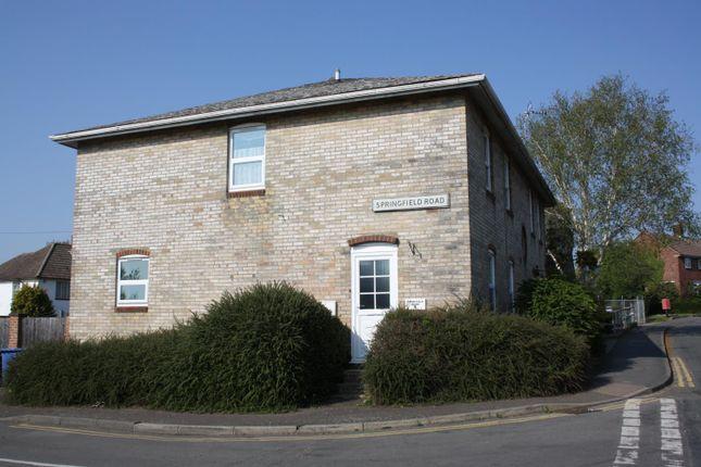Thumbnail Flat to rent in Woodhall Road, Sudbury