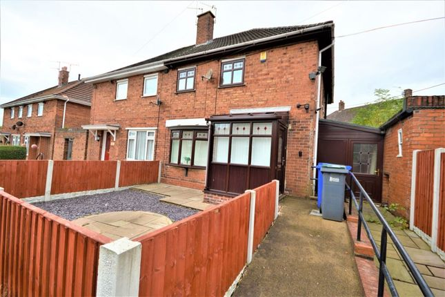 2 bed semi-detached house for sale in Pinewood Crescent, Stoke-On-Trent ST3