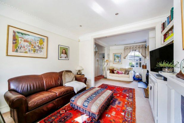 Thumbnail Property to rent in Wiseton Road, Wandsworth